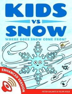 Kids vs Snow enhanced